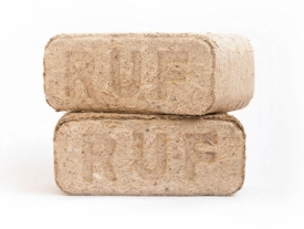 топливные брикеты ruf из береза + опилки