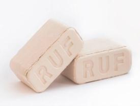 топливные брикеты ruf из березы пыль
